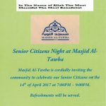 Click to See Senior Citizens Invitation